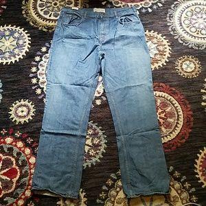 No Boundaries Low Rise Boot Vintage Wash Jeans